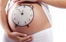 """Dấu hiệu sắp sinh : 5 điều mẹ cần """"dắt lưng"""""""