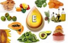 Tác dụng của vitamin E đối với đôi mắt