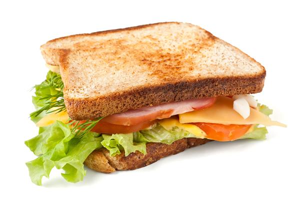 Image result for cách làm sandwich kẹp xúc xích