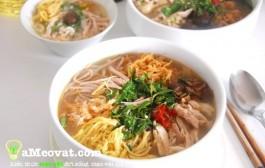 Cách nấu bún thang Hà Nội ngon chuẩn vị nhất