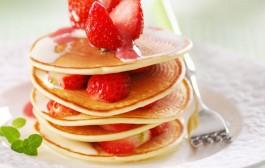"""Cách làm bánh Pancake ngon """"vạn người mê"""""""