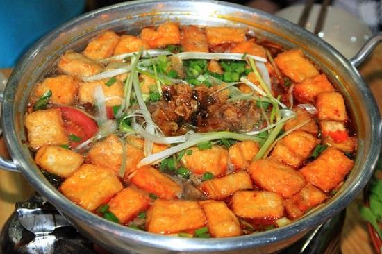 Bật mí cách nấu lẩu cua đồng thơm ngon nhất - Cach nau lau cua dong