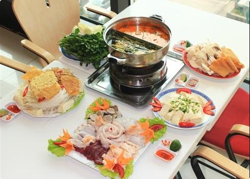 Cách nấu lẩu thập cẩm thơm ngon đậm đà nhất - Cach nau lau tham cam