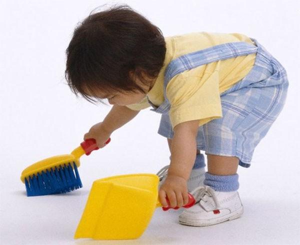 Nên đưa trẻ vào những hoạt động khuôn khổ hằng ngày - cách dạy con ngoan