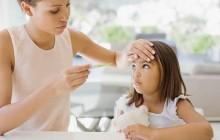 Cách hạ sốt cho trẻ nhanh không cần dùng thuốc