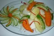Cách làm dưa góp giòn ngon từ rau củ tươi