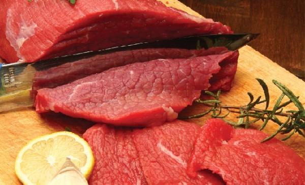 Thịt bò tươi - cách làm nui xào bò