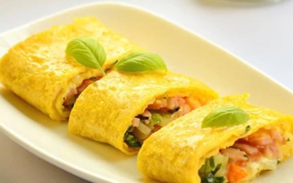3 Cách làm trứng cuộn đơn giản nhất ngay tại nhà - cach lam trung cuon