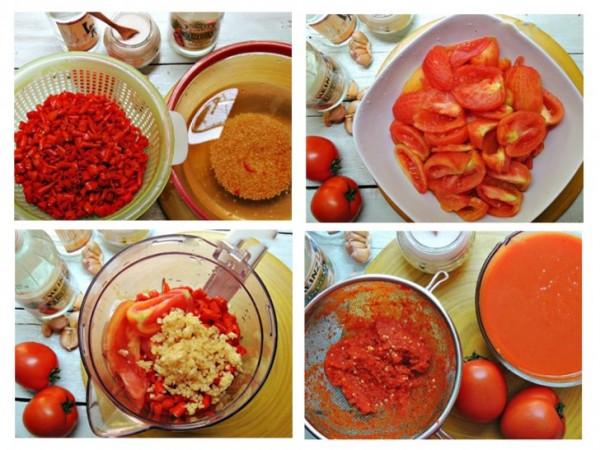 Cách làm tương ớt cay ngon chuẩn vị ngay tại nhà - Cach lam tuong ot