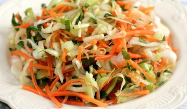 Cách muối dưa bắp cải chua dịu, giòn đều - cach muoi dua bap cai