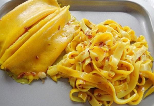 Mì Quảng tươi - cách nấu mì quảng đà nẵng