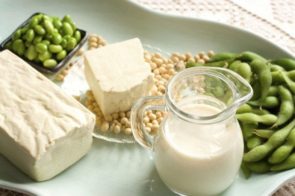 Đậu nành và các chế phẩm từ đậu nành - cách tăng chiều cao nhanh nhất