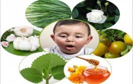 Cách trị ho cho trẻ từ bài thuốc dân gian