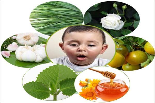 Cách trị ho cho trẻ từ bài thuốc dân gian - cach tri ho cho tre so sinh