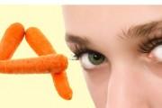 Vitamin a: bổ sung đầy đủ để giữ đôi mắt sáng
