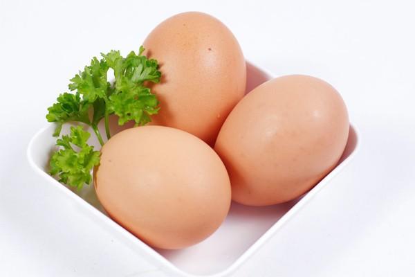 Trứng - tác dụng của vitamin a