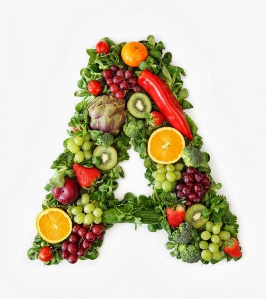 Các loại rau quả chứa nhiều vitamin a - tác dụng của vitamin a