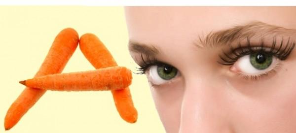 Đây là vitamin đặc biệt quan trọng đối với thị lực - vitamin a có tác dụng gì