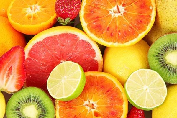 Trái cây là thực phẩm chứa nhiều vitamin c - tác dụng của vitamin c