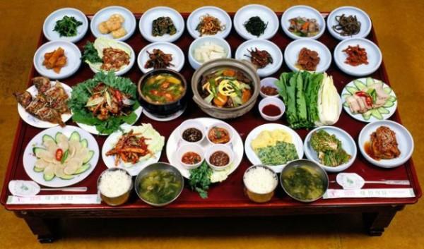 Ẩm thực hàn quốc - Tổng hợp cách làm những món ăn ngon tuyệt đến từ Hàn Quốc