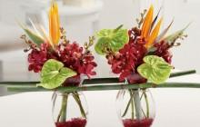3 Cách cắm hoa ngày tết ai thấy cũng đều khen
