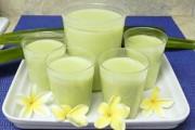 Cách làm sữa đậu xanh ngọt thơm dễ uống cho cả nhà