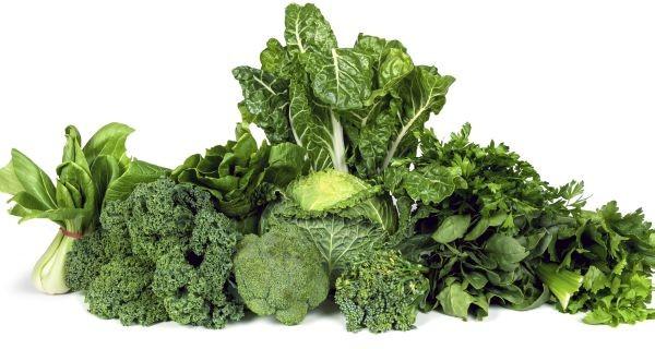 Các loại rau xanh - giảm béo bụng cấp tốc - cách giảm béo bụng nhanh nhất