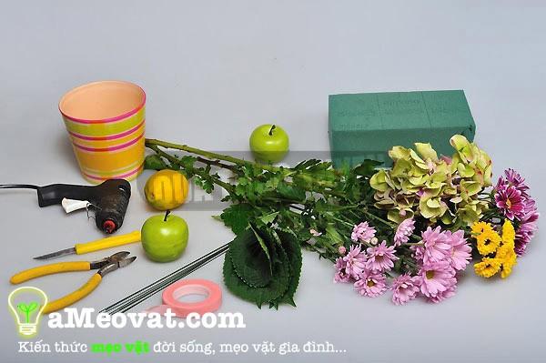 Chia sẻ những cách cắm hoa đẹp, đơn giản và không cầu kỳ - Cách cắm hoa