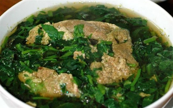 Cách nấu canh cua đồng rau đay ngon mát ngày hè - cách nấu canh cua rau đay