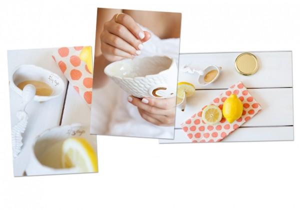 Uống mật ong chanh - uống mật om có tăng cân không