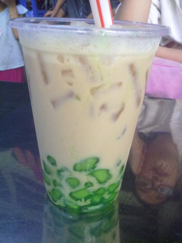 Thạch củ năng trà sữa - cách làm thạch củ năng trà sữa