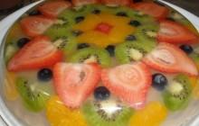 Cách làm thạch hoa quả trong suốt ai cũng thích mê