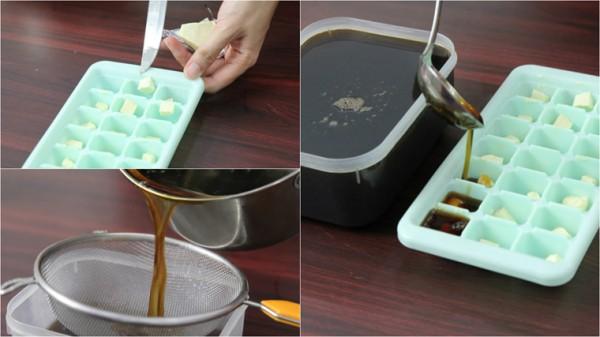 Cách làm thạch phô mai trà xanh, trà sữa ngon miễn chê - cách làm thạch phô mai dẻo