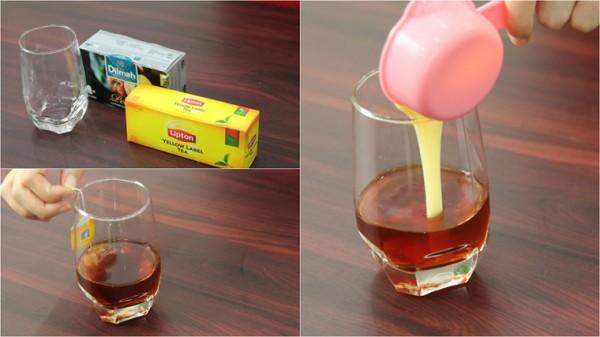 Pha trà sữa - cách làm trà sữa trân châu