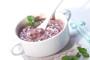Cách nấu chè nếp cẩm sữa chua mát lạnh ngày hè