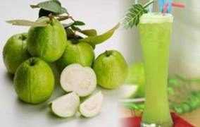 Cách làm sinh tố ổi thơm ngon bổ dưỡng ngay tại nhà