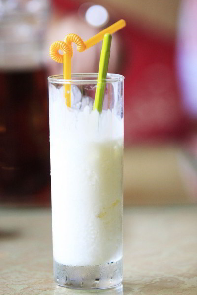 Cách làm sinh tố sữa chua mát lạnh ngay tại nhà - cach lam sinh to sua chua