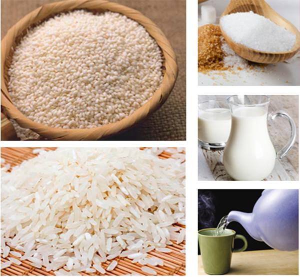 Nguyên liệu cần có để làm nước gạo rang - cách làm nước gạo rang thơm ngon