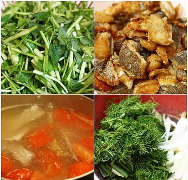 Cách nấu bún cá ngon miệng đổi vị cho cả gia đình - cách nấu bún cá rô