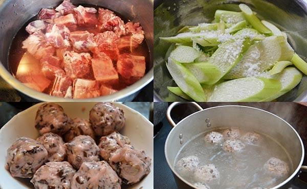 Cách nấu bún mọc Hà Nội ngon ngọt ăn là nghiền - cách nấu bún mọc ngon