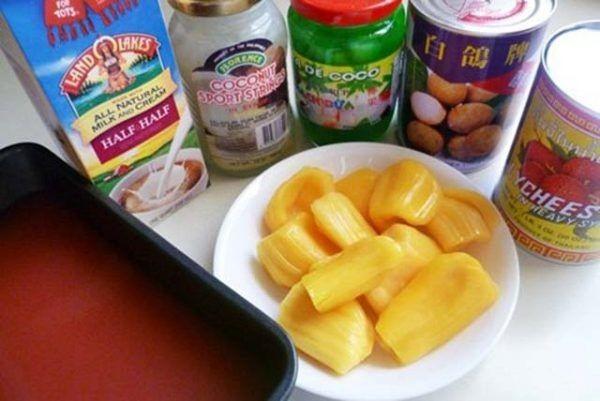 Các loại trái cây khác - cách làm chè sầu