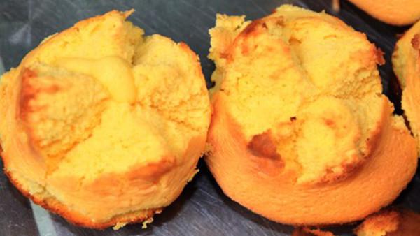 Bánh thuẫn hấp cực ngon được làm bằng bột bình tinh