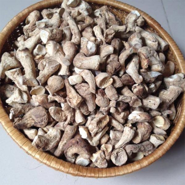 Chân nấm hương làm ruốc - cách làm ruốc nấm hương