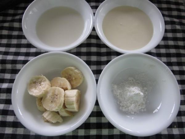 Làm váng sữa vị trái cây - cách làm váng sữa cho bé