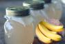 Cách làm dấm chuối, nuôi dấm chuối tự nhiên tại nhà