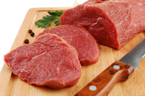 Thái thịt bò - cach lam gio bo
