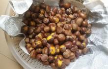 Cách luộc hạt dẻ chín đúng cách, dễ bóc vỏ
