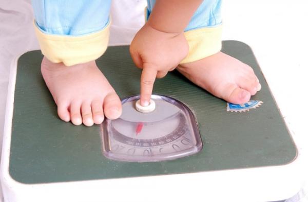Cân nặng của trẻ sẽ quyết định sự phát triển toàn diện