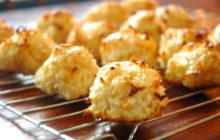 Cách làm bánh dừa nướng Quảng Nam thơm giòn