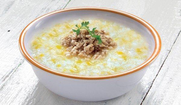Cháo dinh dưỡng cho bé - công thức nấu cháo dinh dưỡng